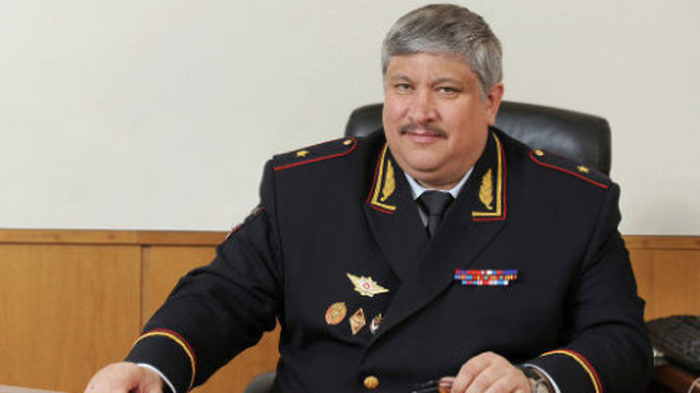 Бизнесмены из МВД Московской области
