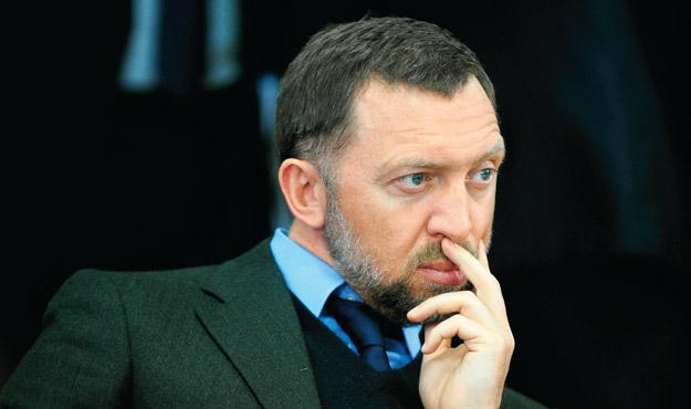 Олег Дерипаска боится сильного рубля