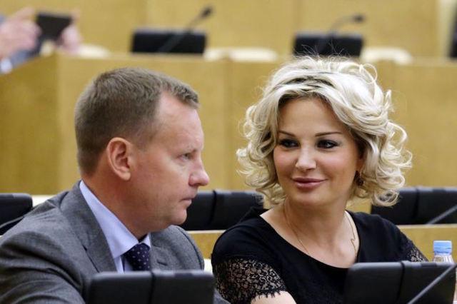 Максакова рассказала, как свела «заказчика убийства» мужа с генералом ФСБ