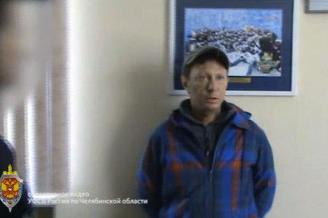 Появилось видео задержания депутата городского собрания Магнитогорска сотрудниками УФСБ