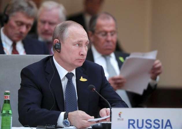 Путин и Собчак провели тайную встречу