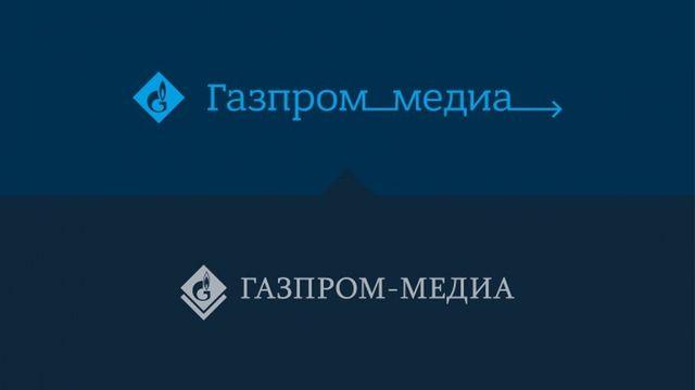 Bandera Pro: В ребрендинге медиахолдинга «Газпрома» использовали украинский шрифт