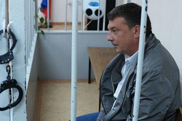 Суд в Москве продлил арест экс-начальнику ГУМВиСБ СКР Михаилу Максименко