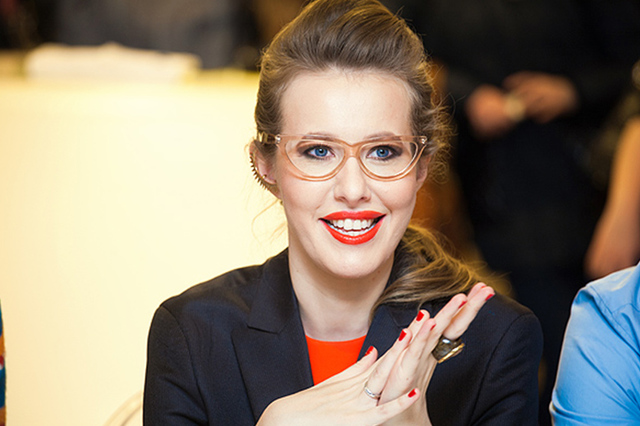 Собчак: если Навального зарегистрируют, я готова обсуждать с ним снятие своей кандидатуры