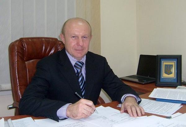 1-й заместитель прокурора Донецкой области Александр Ливочка: вопросы к имуществу
