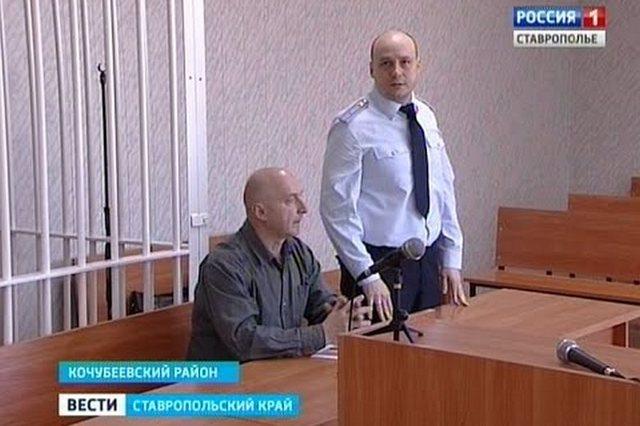 Кабинет получившего 8 лет экс-начальника ОГИБДД на Ставрополье после вынесения ему приговора расстреляли неизвестные