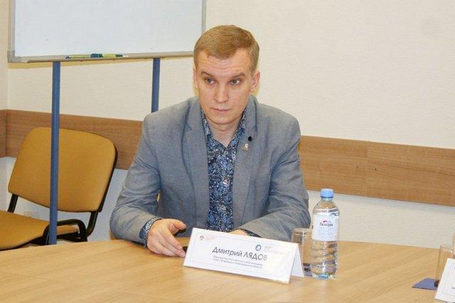 Задержан глава питерского филиала Российского союза молодежи