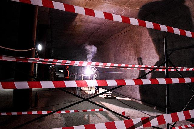 В Нижнем Новгороде при строительстве метро похитили 40 млн рублей