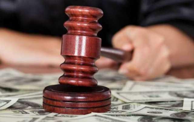 Суд назначил залог в 5 млн председателю Хозяйственного суда Сумской области