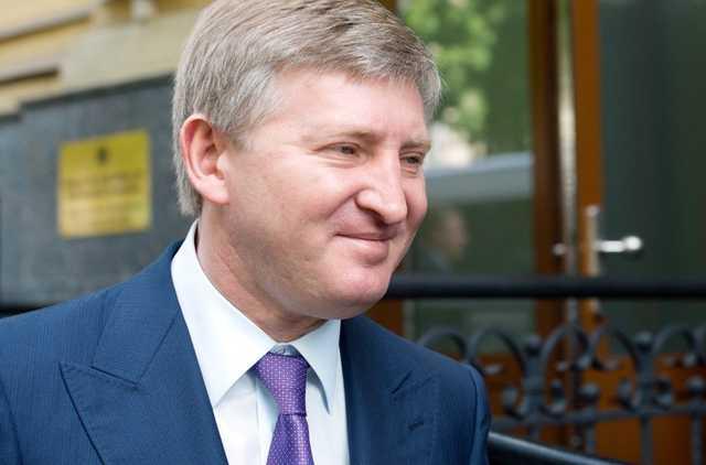 Олигарх Ахметов поменял донецкую прописку на киевскую