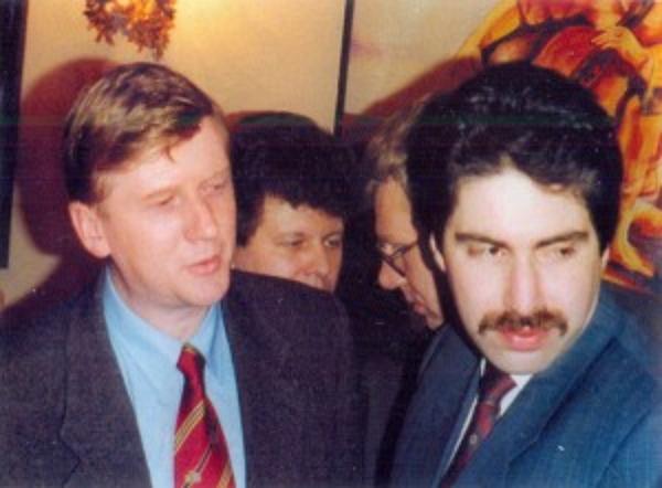 Секретное досье об убийстве друга Владимира Путина
