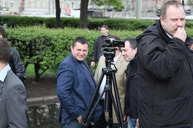 Бывший активист движения SERB рассказал о связях его лидера с центром «Э»