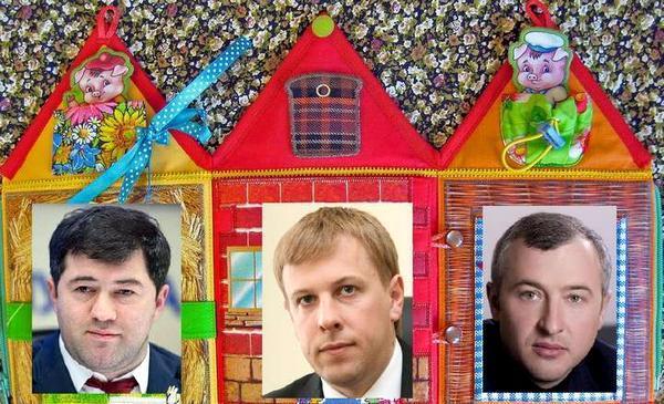 Свора наглых: Насиров, Калетник и Хомутынник захватили реабилитационный центр в Конча-Заспе