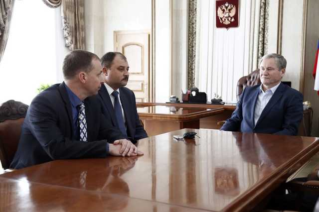 Курганские губернатор Кокорин и мэр Руденко попали под Telegram-каток