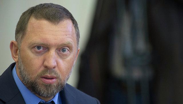 Российские госбанки спасли Олега Дерипаску от краха на лондонской бирже