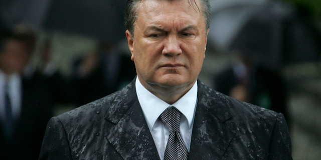 Янукович распродает имущество? С молотка пошли его золотые часы