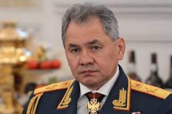 Министр обороны России Шойгу показал миру свою сексуальную любовницу