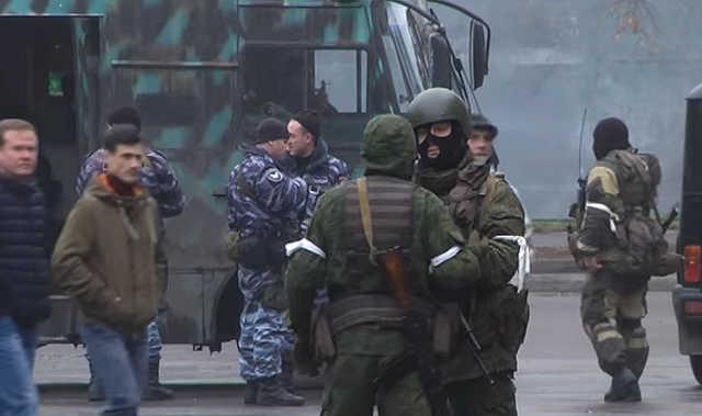 Путч в Луганске. Отстраненный глава МВД выступил с срочным заявлением: опубликовано видео