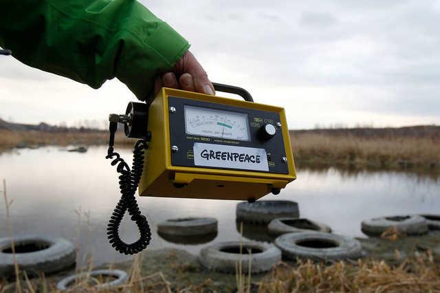 Росгидромет зафиксировал выброс радиации на Южном Урале