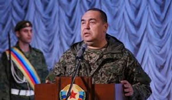 Кремль поддержал главу МВД ЛНР в конфликте с Плотницким