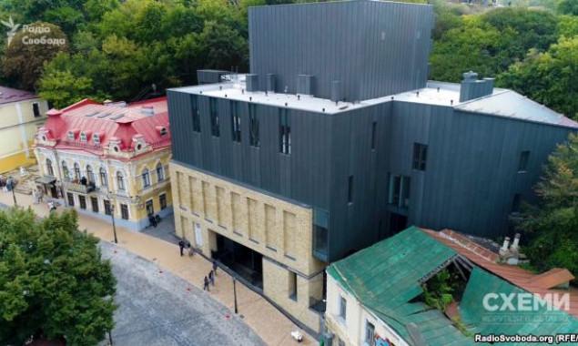 В КГГА потеряли документы о финансировании строительства Театра на Подоле