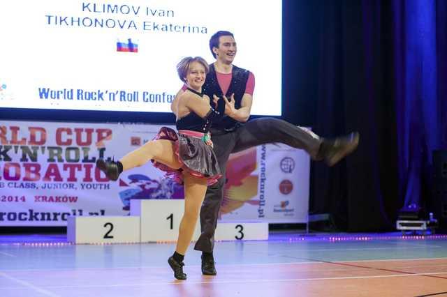 В Федерации акробатического рок-н-ролла назвали Катерину Тихонову дочерью Путина