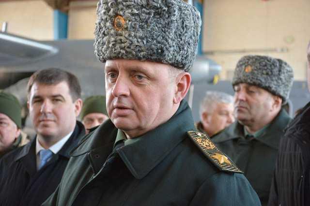 Брат Муженко получил генерала