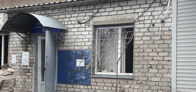 В Николаеве вооруженные молодчики попыталась со стрельбой захватить рынок «Колос»