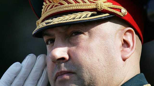 Сергея Суровикина повысили до космоса