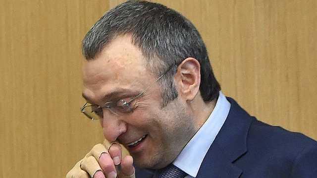 Сулейману Керимову накинули цену свободы