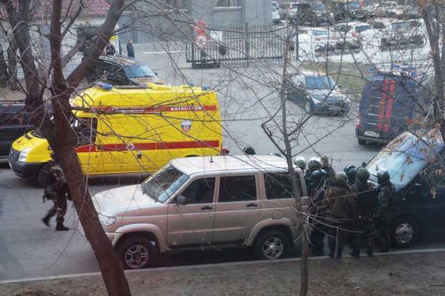 Суд запретил неонацистскую группу «Штольц» после апрельского нападения Антона Конева на приемную ФСБ