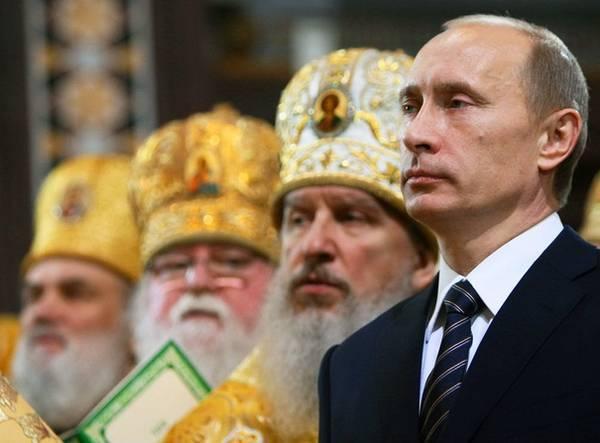 РПЦ МП была создана КГБ