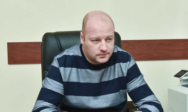Глава внутренней безопасности одесской полиции остался без новой машины