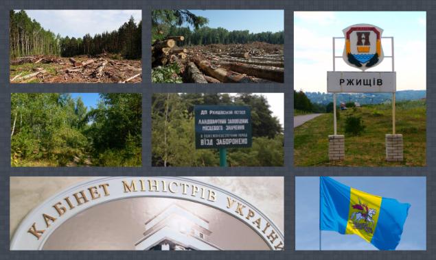 Новая стратегия развития лесхозов грозит Киевщине ростом безработицы и опустошением бюджетов