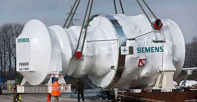 Структура «Ростеха» потребовала через суд снять с нее санкции из-за поставок турбин в Крым
