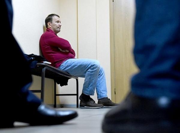 Дмитрий Костыгин из-за решетки оберет Михаила Васинкевича до нитки