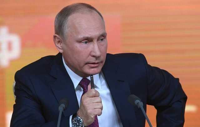 Вы хотите «майданов»?: Путин сравнил Навального с Саакашвили