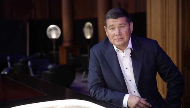 Нардеп Онищенко продал самолет шейху Катара