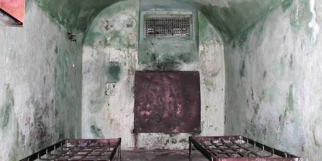 Ад в «Матросской тишине» соседствует с «пятизвездочным» раем для богатых