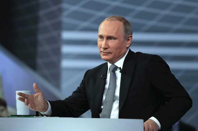 Путин сравнил Навального и Собчак с «бегающим по площадям Саакашвили»