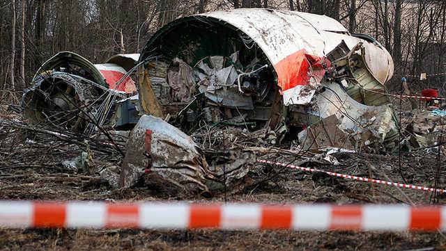 Выживших в авиакатастрофе под Смоленском поляков пристреливали в затылок