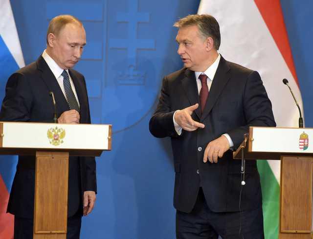 Прокуратура Венгрии решила разобраться в связях Могилевича с премьером Виктором Орбаном