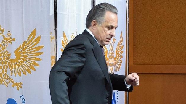 Виталию Мутко прочат отставку с поста Российского футбольного союза