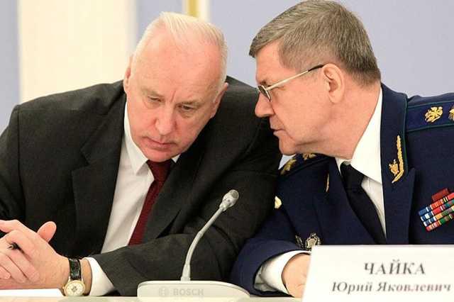 Председатель СКР и генпрокурор России увеличат свои доходы в 2018 году