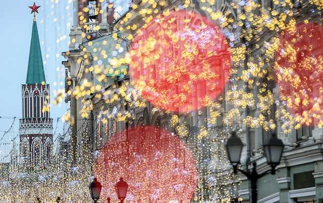 Украли Новый год: ритейлеры недобрали в продажах из-за запоздалой иллюминации в Москве