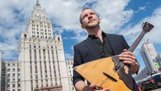 В Москве убили популярного музыканта