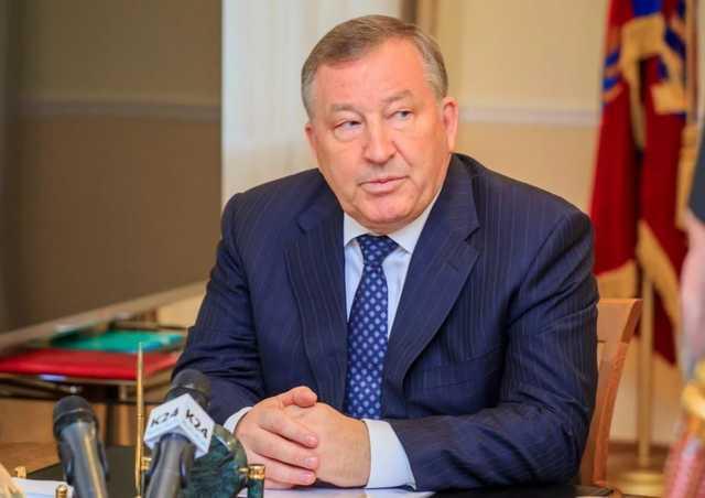 Хитрый губернатор Алтайского края Александр Карлин