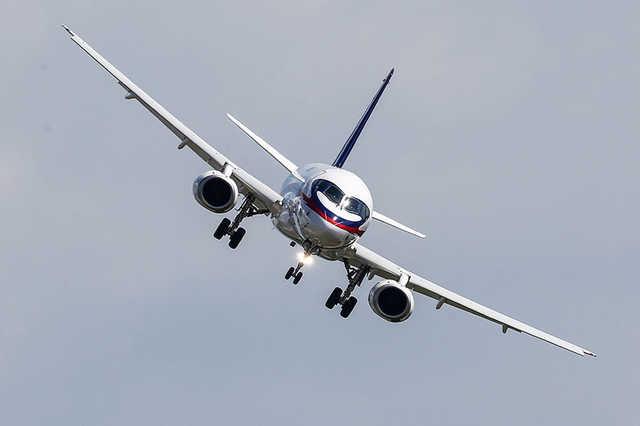 «Гражданские самолеты Сухого» установили рекорд, но остались убыточными