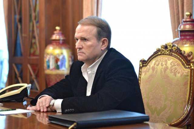 США готовятся наложить санкции на Медведчука