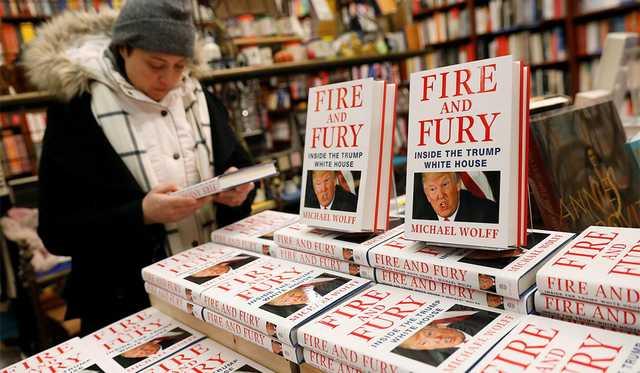 Краткий пересказ скандальной книги о Дональде Трампе